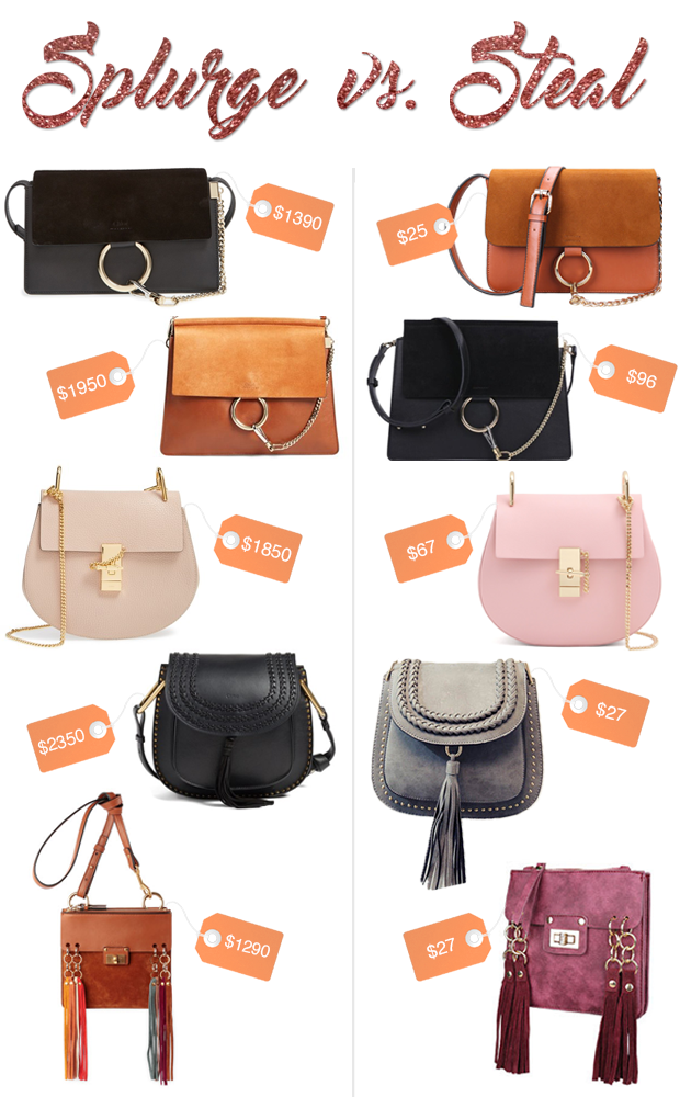 chloe bag look alikes